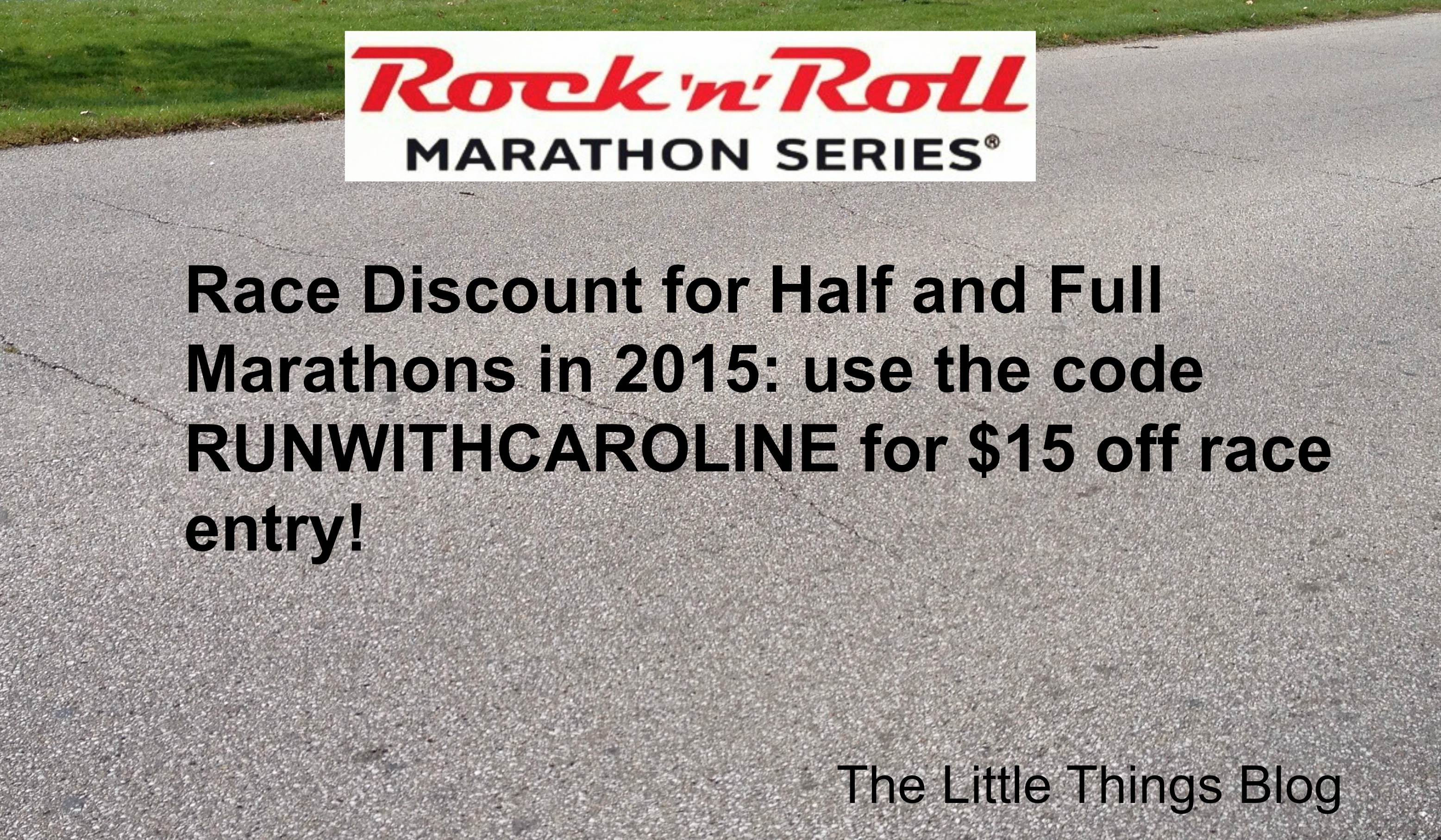 RocknRoll Marathon Series Promo Codes in December are updated and verified. Today's top RocknRoll Marathon Series Promo Code: Special Offer! $10 Off One Open Rock N Roll Marathon Or Half Marathon Event.